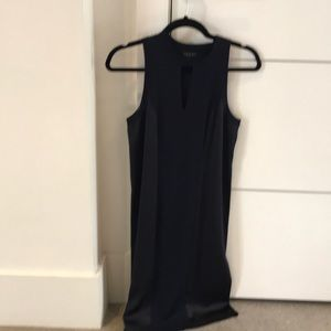 Rag and Bone silk and jersey dress